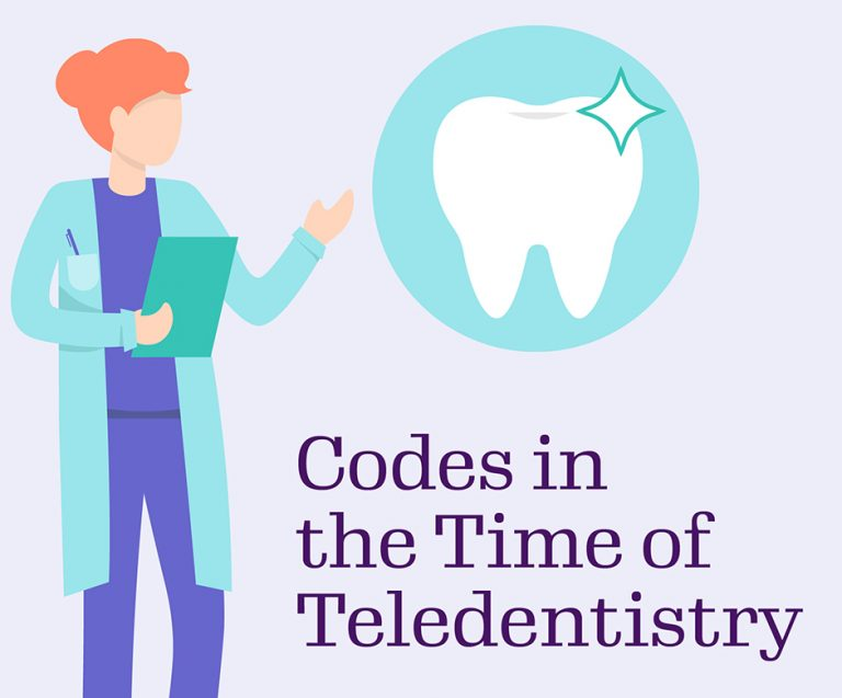 Codes in the Time of Teledentistry - Lilly Cortes-Pona
