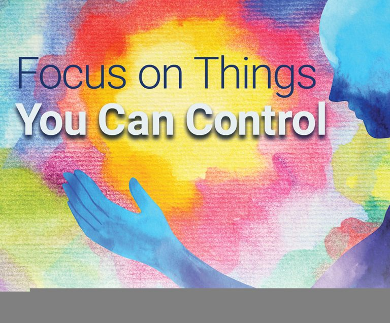 Laura Hatch Focus on Thing You Can Control
